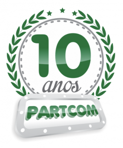 Partcom Compressores 10 Anos